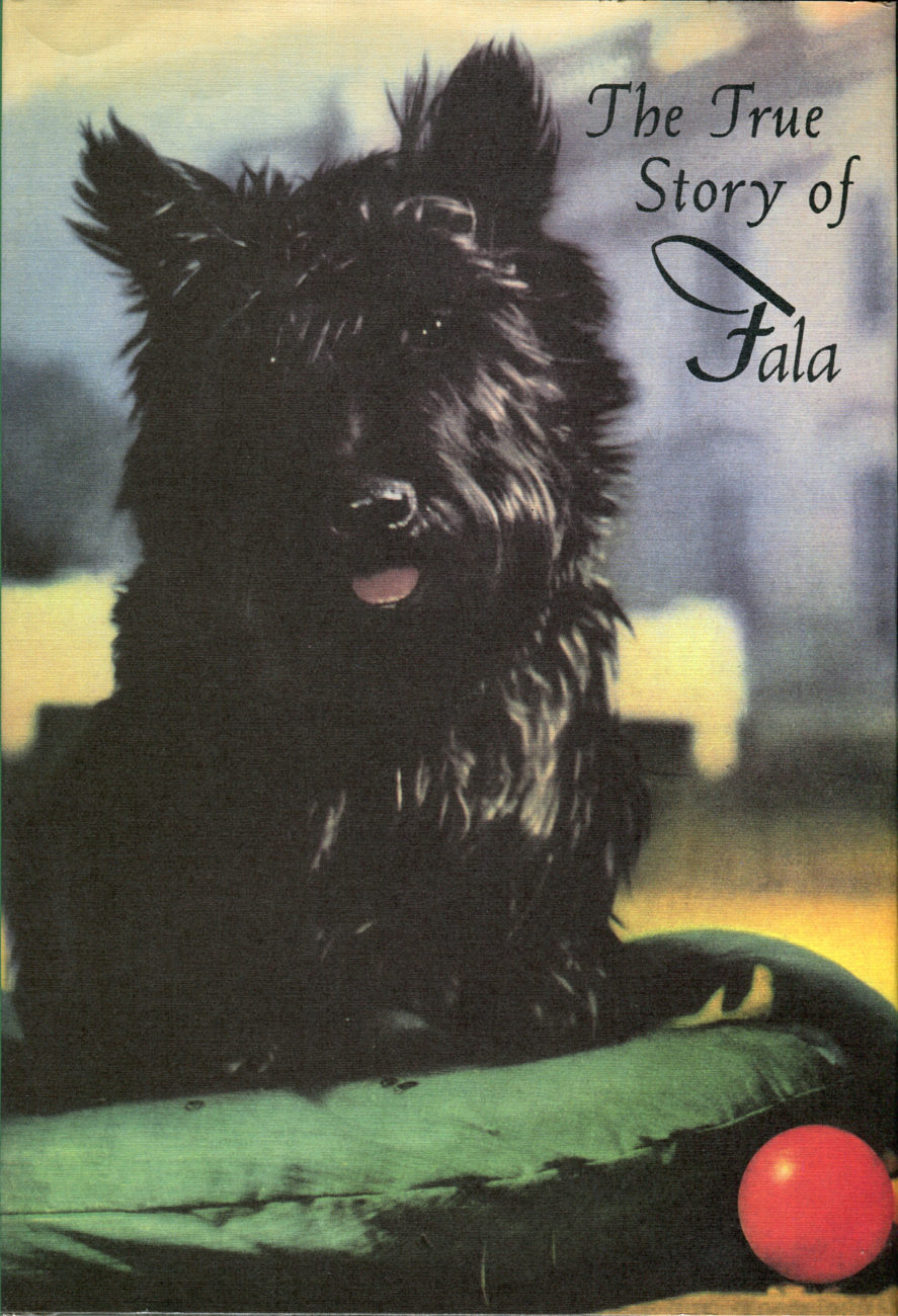 The True Story of Fala, available in the Wilderstein Gift Shop