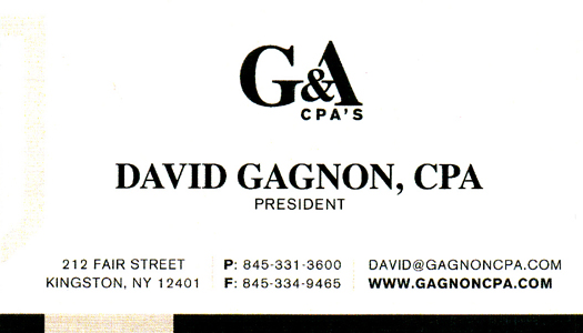 Business Member: Gagnon