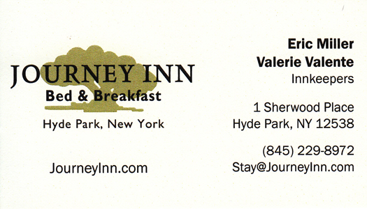 Business Member: Journey Inn B & B